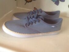 Lovely Blue Rocketdog Canvas Size 6 New Shop Clearance