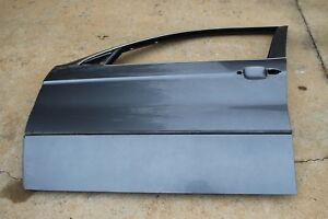 OEM BMW E53 X5 00-06 Left Driver Side Front Door Shell STEEL GRAY 400 *FREIGHT*