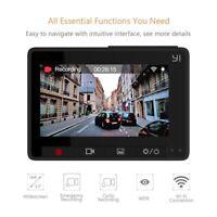 """Xiaomi Yi Car Dash Camera  2.7"""" LCD HD 1080P WIFI DVR Recorder Vehicle Camera"""
