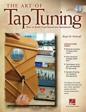 Art of Tap Tuning  How to Build Great Sound into Instruments  Book/DVD (Softcove