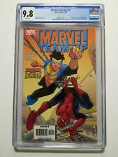 Marvel Team Up #14 - CGC 9.8 - Invincible and Spider-man Together - Low Print