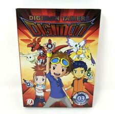 Digimon Tamers Complete Official Third 3rd Season 3 Three DVD Slipcover Set NEW!