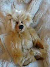 "Stunning artist mohair bear ""SALLY"" By DILLY DALLY BEARS BY TRACY"