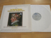 LP Jan Dismas Zelenka Orchesterwerke Capriccio in D Vinyl Archiv 2533 464