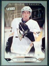 SIDNEY CROSBY 05/06 UD VICTORY ROOKIE UPDATE CARD