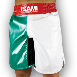 ISAMI Enamel battle pants middle from JAPAN Free shipping BTO NEW Boxing pants