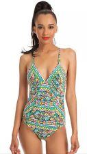 NWT $140 Sz 8 Trina Turk Bora Bora One Piece Swimsuit
