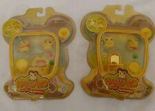 Hamtaro, figures little hamsters. Lot Of 2.