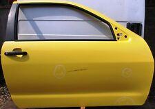 Seat Ibiza Bj.99 6K1 Tür vorne rechts VR Beifahrertür EFH GELB - EY57