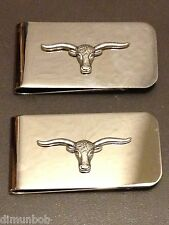 Western Longhorn Money Clip Buy One Get One Free!!!