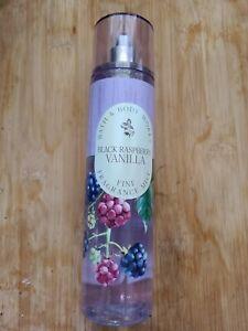 Bath & Body Works Fragrance Mist 8 fl oz Black Raspberry Vanilla