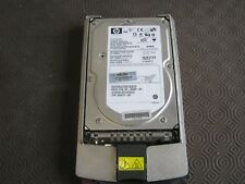 Hard Drive HP HDD 300GB HOT PLUG SCSI U320 10KRPM pn 404701-001