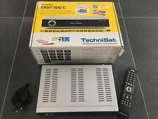 TechniSat DIGIT ISIO C HDTV-Kabelreceiver, Twin-Tuner, Internet-Videofunktion