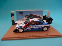 PEUGEOT 405 TURBO 16 T16 #3 KANKKUNEN RALLY PIKES PEAK 1988 1/43 NEW SPARK PP006