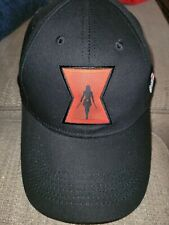 NWT Marvel Comics Black Widow Only in Cinemas Movie Promo TGA Snapback Hat RARE