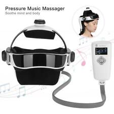 Electrical  Head Helmet Scalp Brain Relaxation Vibration Acupuncture Massage KL