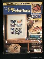 """Butterflies"" 3D Transfer Kit by Coats and Clark #28019"