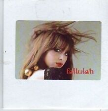 (CB177) Fallulah, The Black Cat Neighbourhood (Album Sampler) - DJ CD