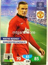 Adrenalyn XL Champions League 13/14 - Wayne Rooney - Manchester United FC