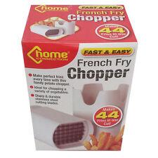 Chipper French Fry Fries Slicer Chip Cutter Chopper Maker Potato Thin Cut skinny