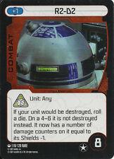 STAR WARS POCKETMODEL - (BS119) R2-D2 (FOIL)