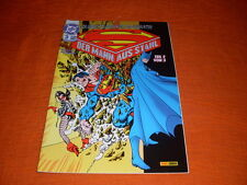 Action Comics Nr. 3: Der Mann aus Stahl (Teil 2 von 3) (panini comics 2001)