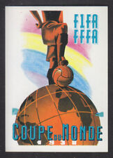 Panini - Mexico 86 World Cup - # 6 France 1938 Poster