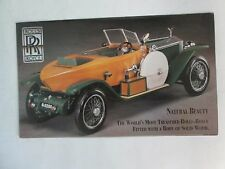 Franklin Mint Brochure 1914 Rolls Royce Silver Ghost