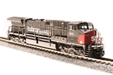 N-SCALE Broadway Limited 3750 GE AC6000, SP #601, Bloody Nose Scheme