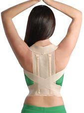 Recliner Ortho Posture Corrector Webbing Elastic MedTextile Scoliosis Treatment
