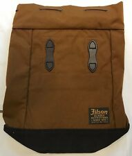 FILSON 11070413 Ballistic Nylon Daypack Whiskey Tan Outdoor Field Backpack