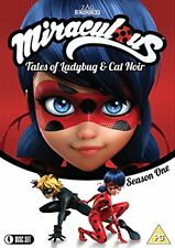 Miraculous Tales of Ladybug & Cat Noir: The Complete Season 1 [4 disc set] (DVD)