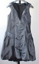 L33_Superbe robe grise_T.2 (=38/40)_TBE