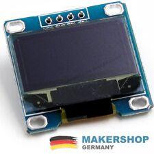 0,96 Zoll Arduino OLED Display SSD1306 BLAU 128x64 I2C/IIC Modul SPI