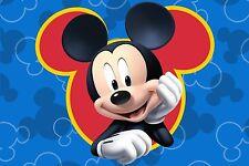 Disney Mickey Mouse Playhouse Bubbles Bath Memory Foam Mat/Rug 16 x 24 Inches