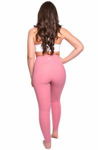"High Waist Women Leggings Yoga Pants Tummy Control Pockets 28"" Quality AZARMAN"