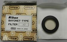 Nikon Bayonet-Type A2 Filter ........ NEW