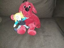 Clifford and Emily Plush
