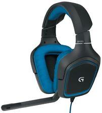 LOGITECH G430 981-000536 Dolby 7.1 surround sound Gaming Headset