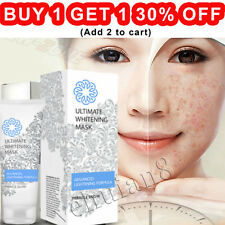 WHITENING MASK MIRACLE GLOW Pigmentation Freckles Omegalight Natural Cream