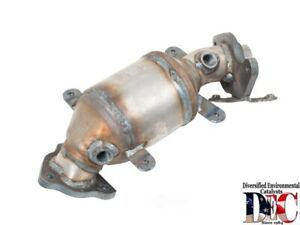 Catalytic Converter-DEC - Vehicle Specific Loading Front fits 02-06 Insight
