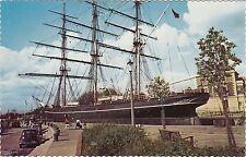 The Cutty Sark Ship, GREENWICH, London