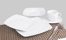 Servicio de MESA porcelana set vajilla 30 pcs. Classic Elegance tk-800 para 6