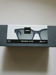Bose Frames Alto Audio Smart Sunglasses -Black, Size M/L. 840667-0100