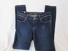 "Ladies ""Lauren Conrad"" Size 6, Blue, Mid-Rise, Skinny, Stretch Jeans"