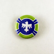 Starship Troopers United Citizen Federation Flag   Pinback Button