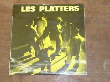 """LES PLATTERS Gala des Variétés- 33T Format 45t/7"""""""