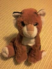 TIGER CUB ORIGINAL 25 CM SOFT TOY BY WILD REPUBLIC - LIKE NEW