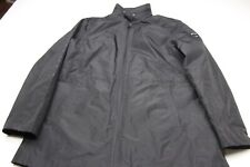 Nautica Black Soft Shell Zippered Water Proof Coat XL Extra Large
