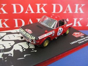 Die cast 1/43 Modellino Auto Lancia Fulvia HF 1600 Rally Monte Carlo 1972 Munari
